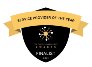 Service Provider of the Year 2021 Finalist logo
