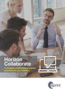 Horizon Collaborate sml